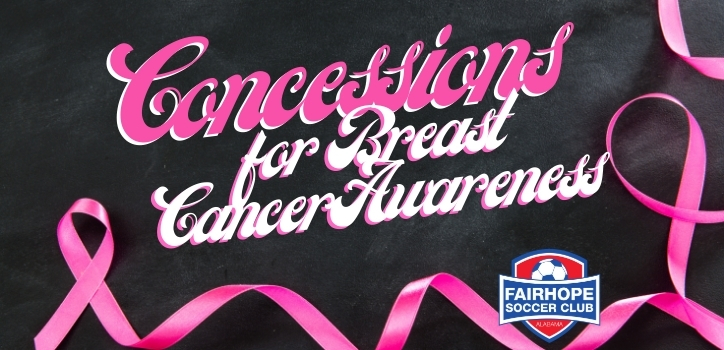 Concessions for Breast Cancer Awareness