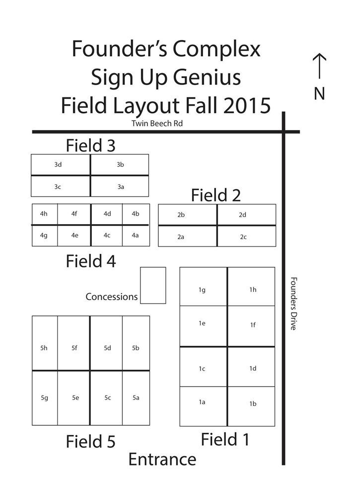 NEW THIS SPRING: FIELD LAYOUT FOR PRACTICE